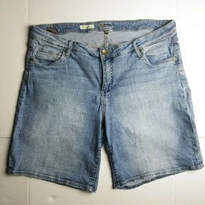 Kut From The Kloth Boyfriend Jean Shorts